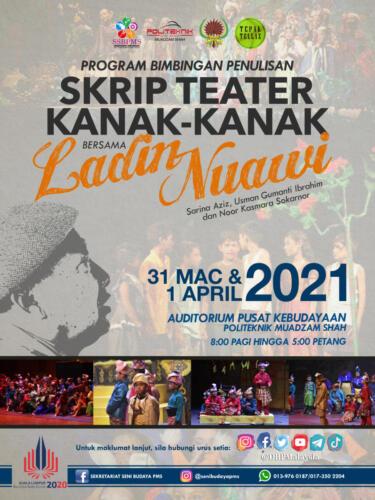 Bengkel Skrip Teater Kanak-Kanak DBP