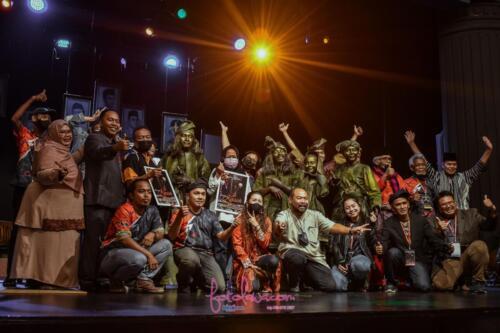 2021-4-11 Teater Dendam Kasih