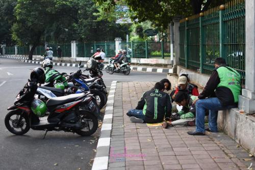 Cari rezeki.Jakarta.